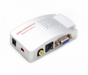 Bộ chuyển đổi tín hiệu VGA sang AV S-Video RCA