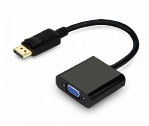 Cáp Displayport to VGA hỗ trợ Full HD1080P