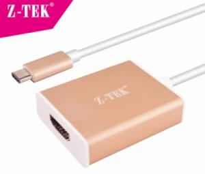 Cáp USB 3.1 Type C sang HDMI Ztek ZY-230 chính hãng