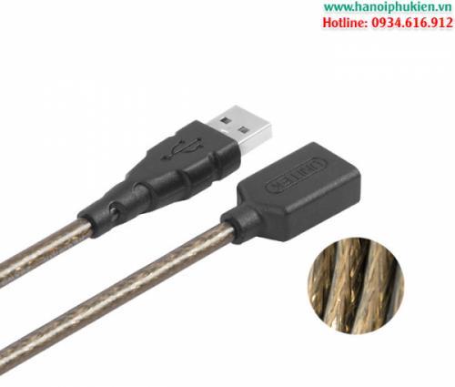 Cáp nối dài 5M USB Unitek Y-C418 chính hãng