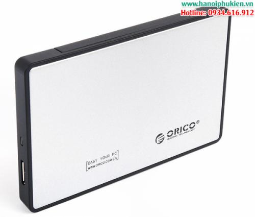 Hộp đựng ổ cứng Laptop USB 3.0 Orico 2588US3