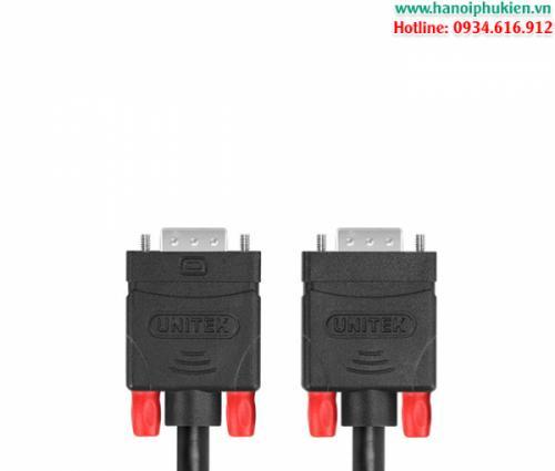 Cáp VGA Unitek 1.5m-3m-5m-10m-15m-20m-25m-30m