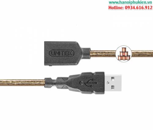 Cáp nối dài USB 10M Unitek Y-C429 chính hãng