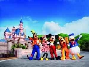 Hà Nội - Hồng Kông - Disneyland