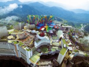 Hà Nội – Singapore – Đảo Sentosa – Genting – Kuala Lumpur - Hà Nội